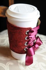 Mistress Ruby's Coffee beverage